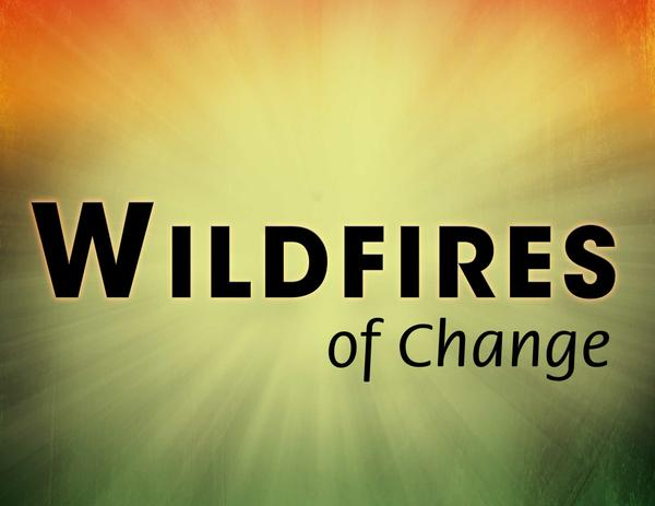 Wildfires of Change Blog articles by Laura Lollar