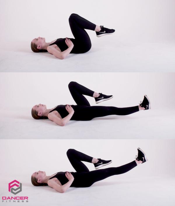improve leg extensions dancers