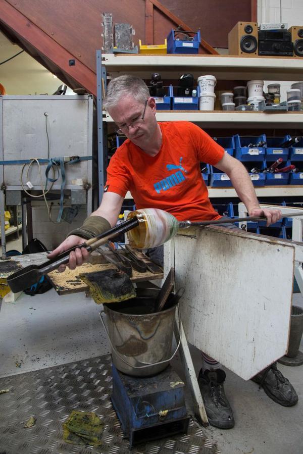 Thomas Petit glassmaker