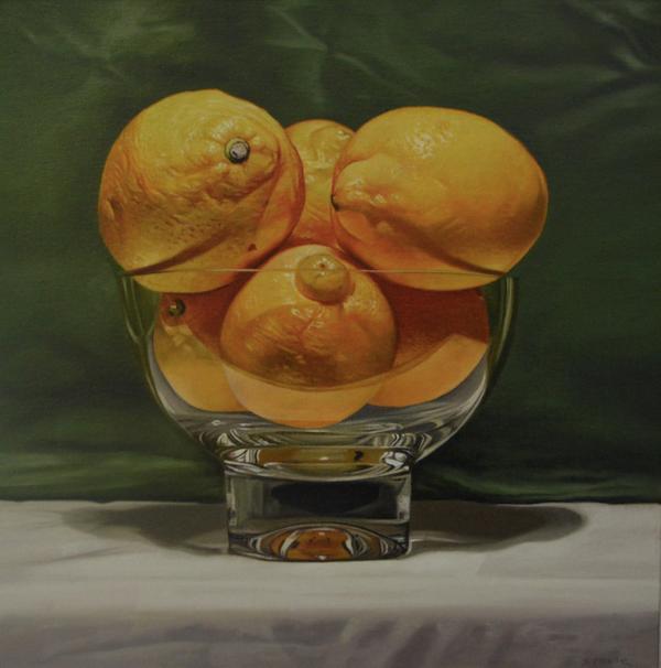 Lemons by Paul Stone