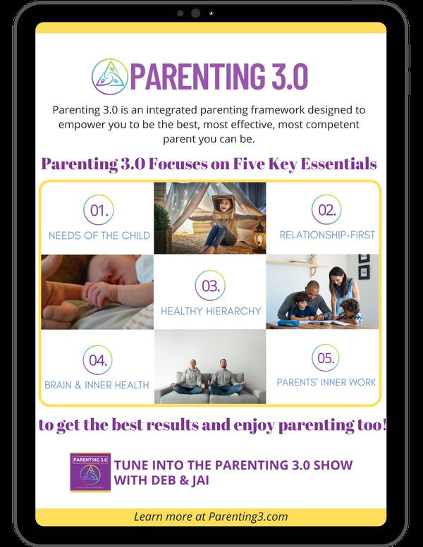 Parenting 3.0 Five Essentials
