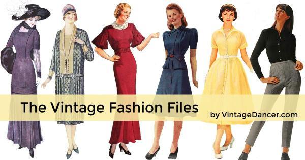 The Vintage Fashion Fle Women header email list.jpg