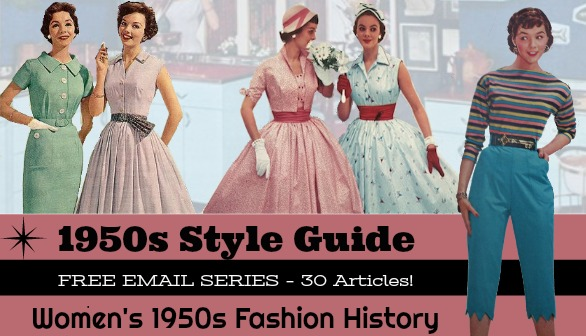 8a0158b90c4 What Did Women Wear in the 1950s  1950s Fashion Guide