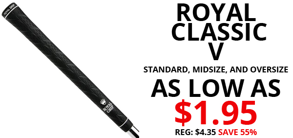 Royal Classic V Grips Sale