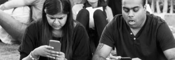 Texting Society