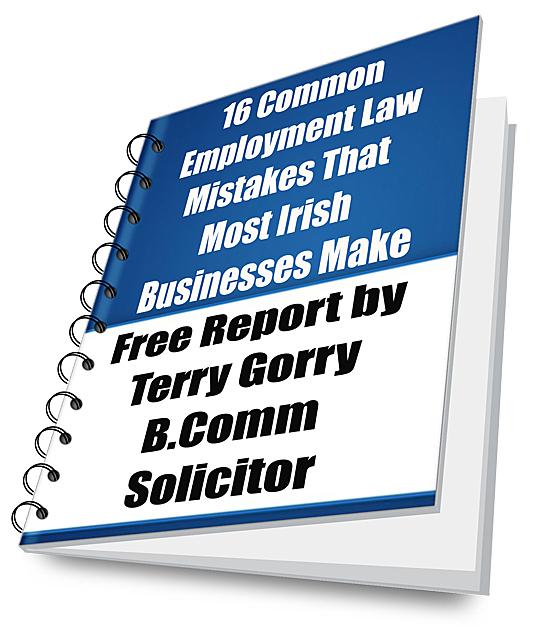Staff Handbooks Employment Rights Ireland