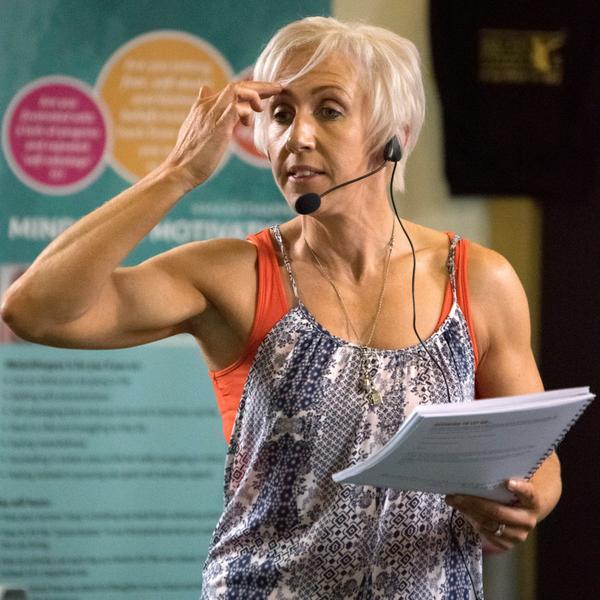 Dee McCahill delivers her Mindset & Motivation Workshop