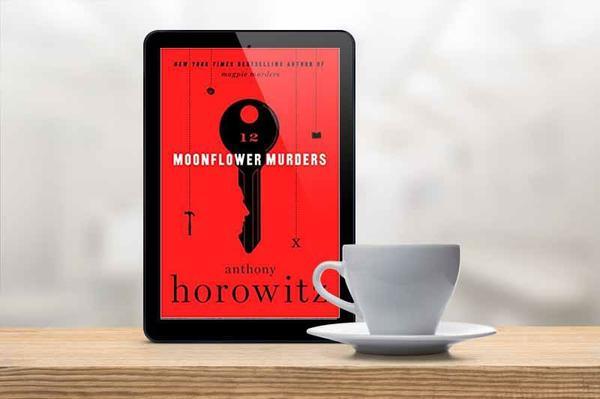 Moonflower Murders on Amazon