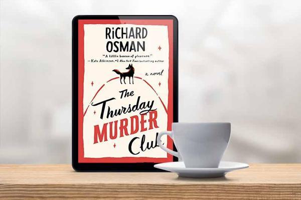Book Review THE THURSDAY MURDER CLUB