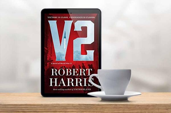 V2 by Robert Harris on Amazon