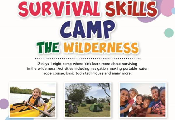 Survival Skills Camp