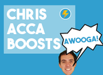 Chris Acca Boosts: Awooga!