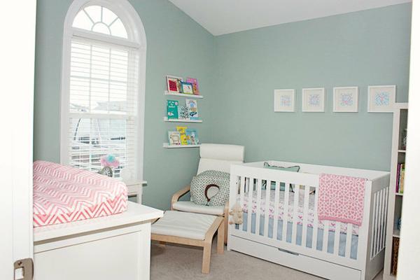 Decorando habitaciones peque as para el beb - Habitaciones bebe pequenas ...