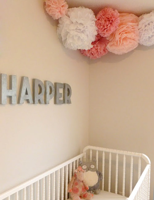 Ideas diy para decorar habitaciones infantiles - Ideas para decorar habitacion infantil ...