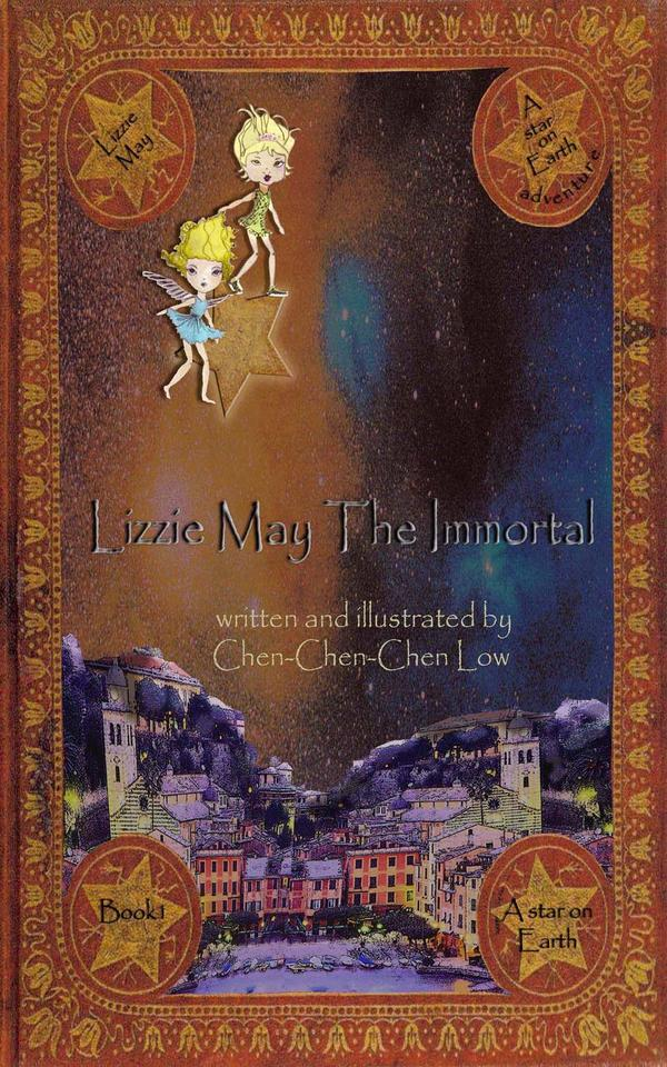 Lizzie May The Immortal Cover Aus.jpg