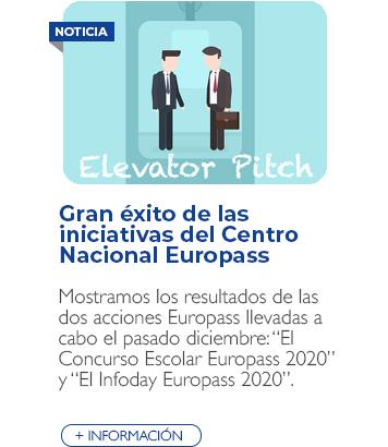 Gran éxito de las iniciativas del Centro Nacional Europass;