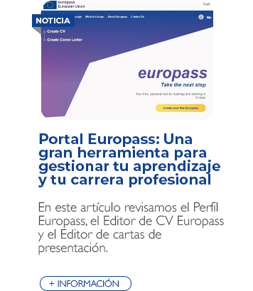 Portal Europass