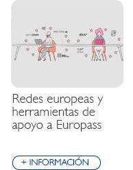 Redes europeas y herramientas de apoyo a Europass