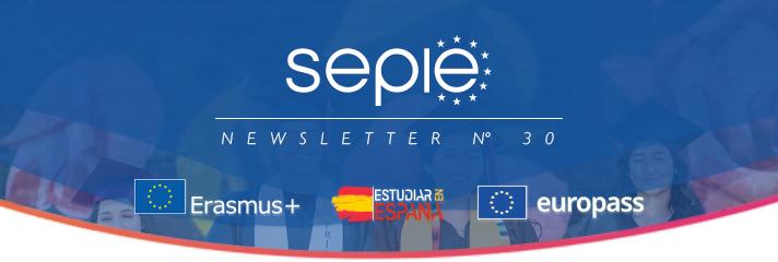 SEPIE Newsletter - Nº 30