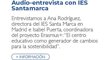 Audio-entrevista con IES Santamarca