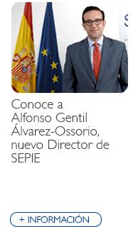 Conoce a Alfonso Gentil Álvarez-Ossorio, nuevo Director de SEPIE