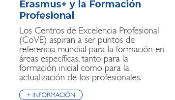 Erasmus+ y la Formación Profesional