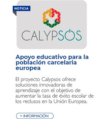 Apoyo educativo para la población carcelaria europea