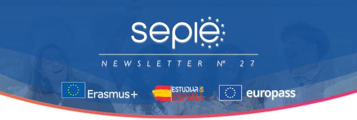 SEPIE Newsletter - Nº 27