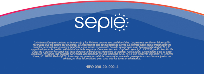 SEPIE Newsletter - Nº 22