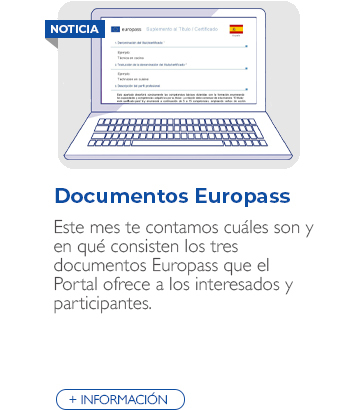 Documentos Europass
