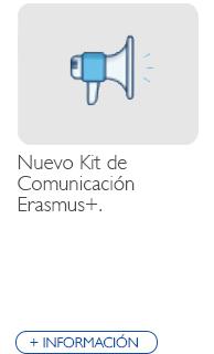 Nuevo Kit de Comunicación Erasmus+