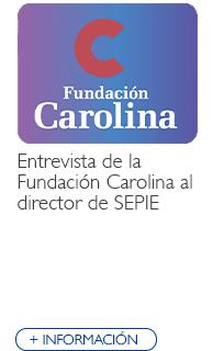 Entrevista de la Fundación Carolina al director de SEPIE
