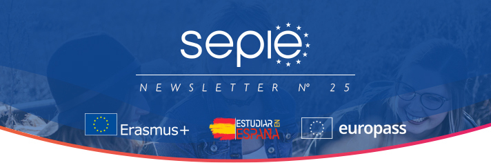 SEPIE Newsletter - Nº 25