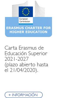 Ranking en Erasmus+