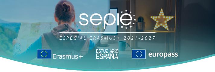 NEWSLETTER ESPECIAL ERASMUS+ 2021-2027