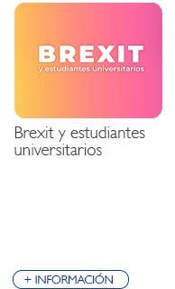 Brexit y estudiantes universitarios