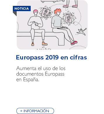 Europass 2019 en cifras