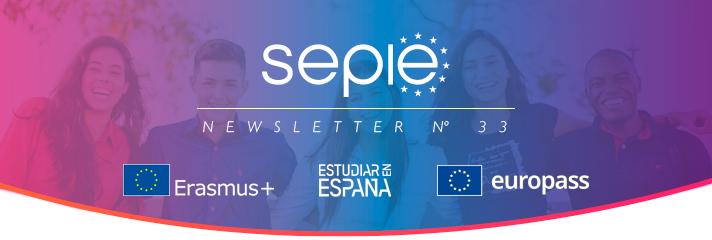 SEPIE Newsletter - Nº 33