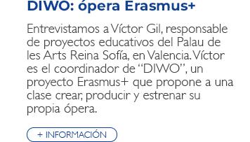 DIWO: ópera Erasmus+