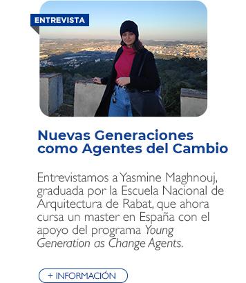 Nuevas Generaciones como Agentes del Cambio