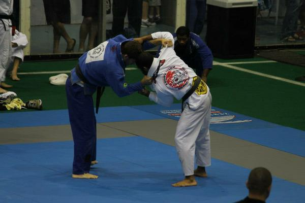 My Problem Period with Wrestling Based BJJ Takedowns