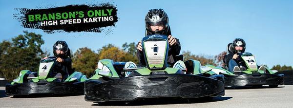 Xtreme Go Karts Branson Missouri
