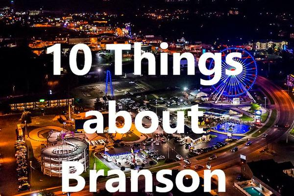 10 Things About Branson