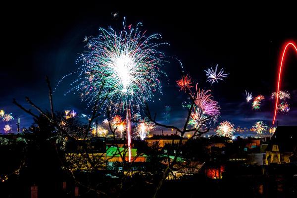 Branson Landing Fireworks