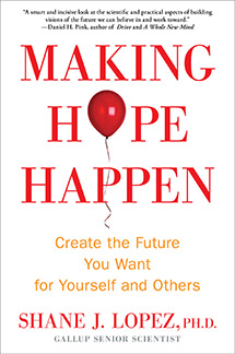 Making Hope Happen- blog by Snowden McFall, stress speaker
