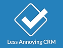 AWeber and Less Annoying CRM