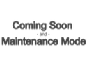 AWeber and Coming Soon and Maintenance Mode