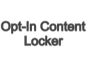 AWeber and Opt-In Content Locker
