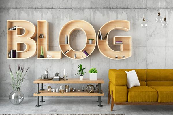 alleviate stress and experience personal development through the concept of blogging