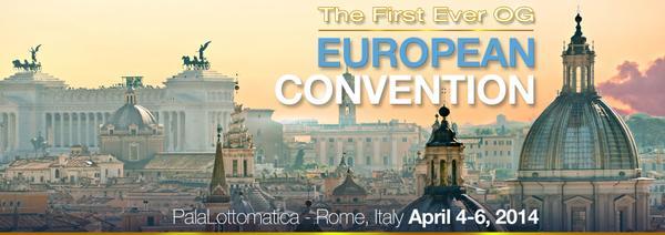 Rome European Convention